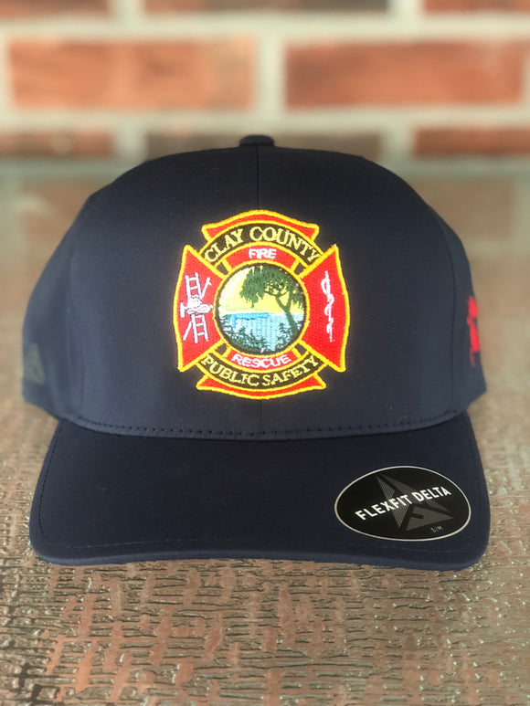 CCFR Sunset Logo Hat