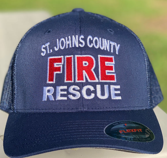St Johns FIRE Rescue hat