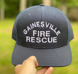 Gainesville Fire Rescue Arch Hat