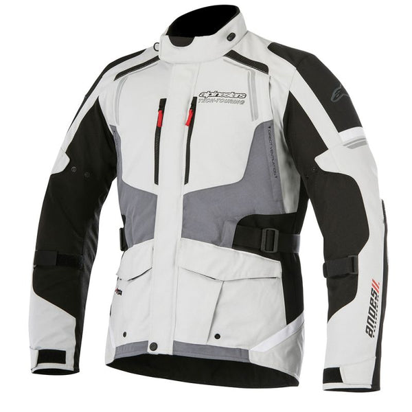 ALPINESTARS ANDES V2 DRYSTAR® ALL-WEATHER JACKET GRAY/BLACK
