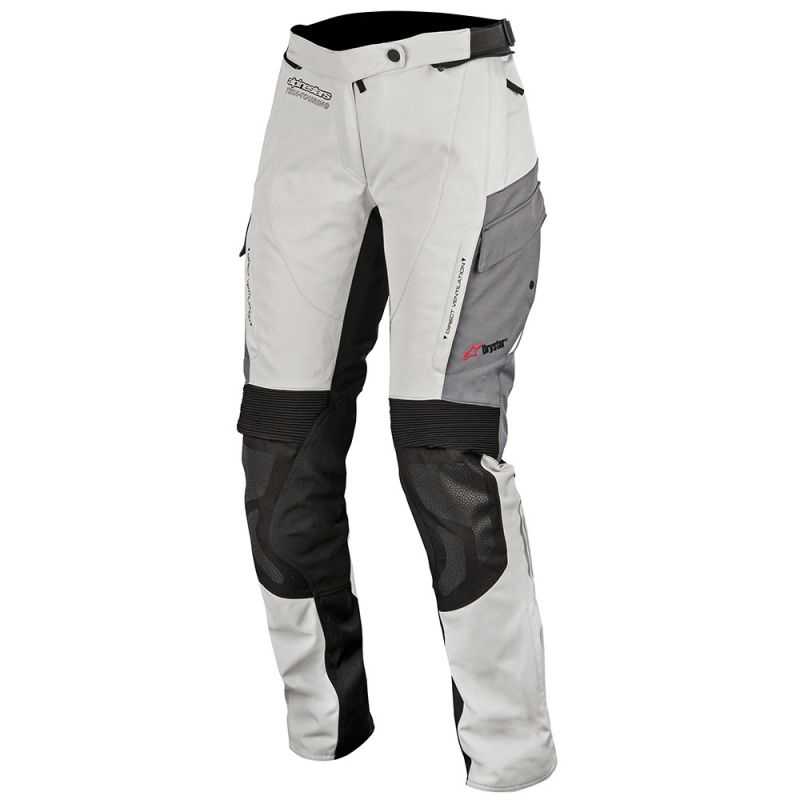 ALPINESTARS WOMENS STELLA ANDES V2 DRYSTAR® ALL-WEATHER PANTS BLACK/GRAY