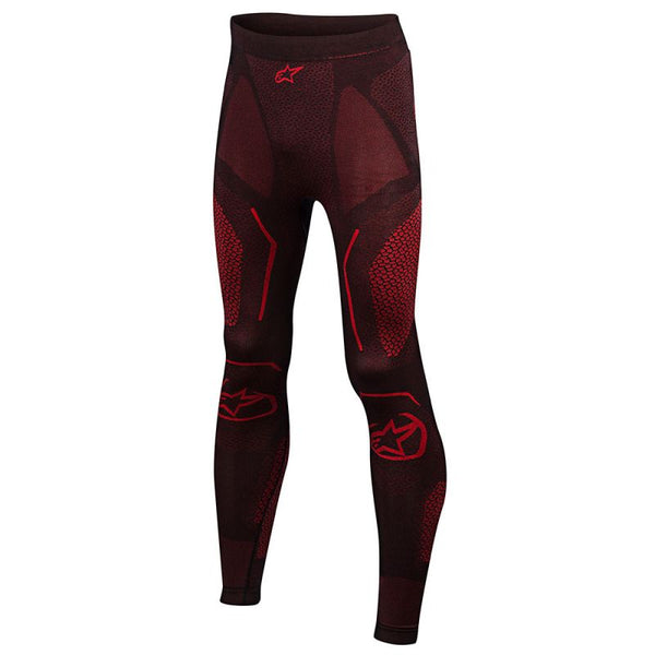 ALPINESTARS RIDE TECH SUMMER LAYER PANTS BLACK/RED