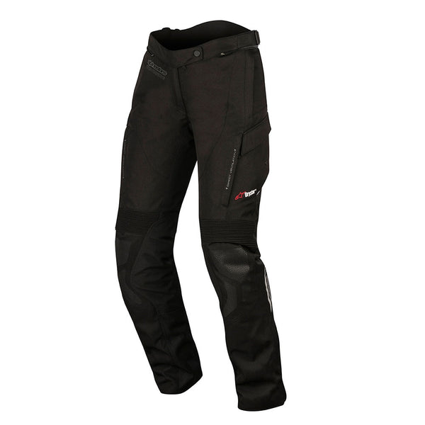 ALPINESTARS WOMENS STELLA ANDES V2 DRYSTAR® ALL-WEATHER PANTS BLACK