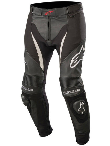 ALPINESTARS SP X SPORT RIDING PANTS BLACK/WHITE