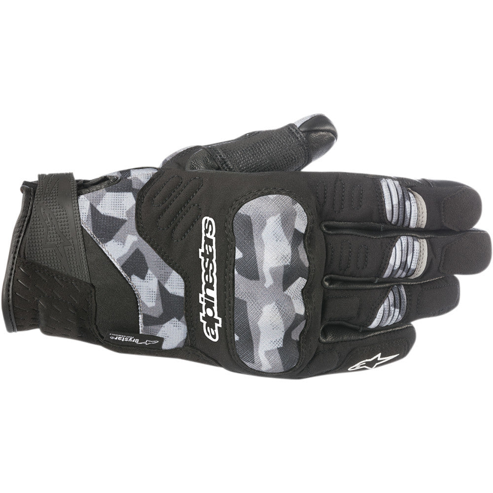ALPINESTARS C-30 DRYSTAR® ALL-WEATHER GLOVES BLACK CAMO