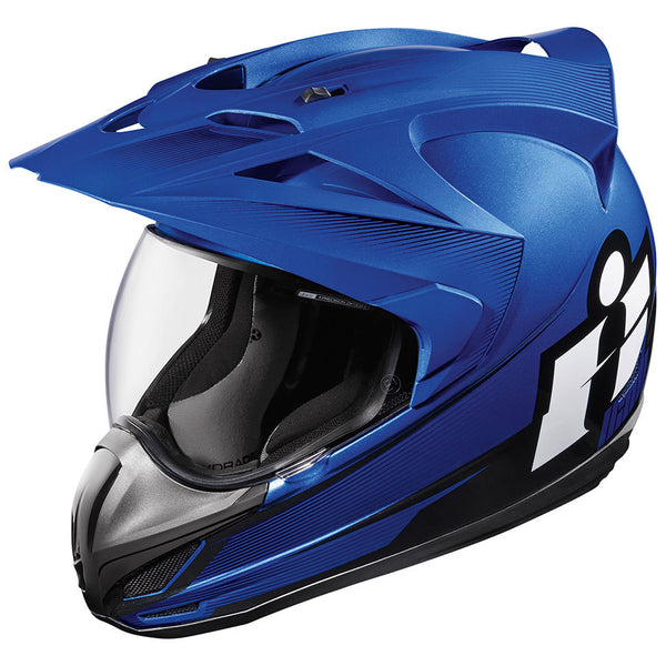 ICON VARIANT™ DOUBLE STACK™ HELMET BLUE