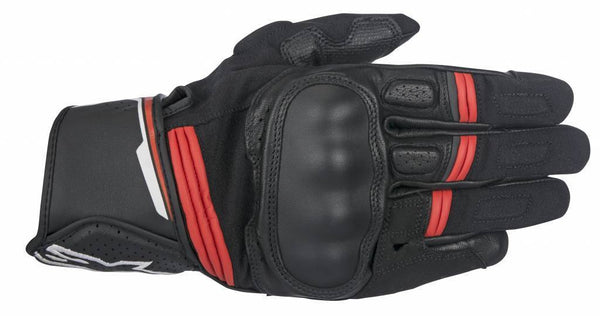 ALPINESTARS BOOSTER ROAD RIDING GLOVES BLACK/RED