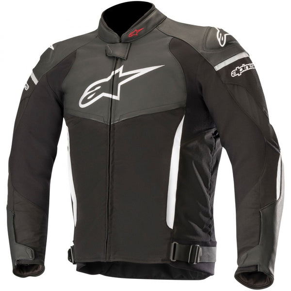 ALPINESTARS SP X SPORT RIDING JACKET BLACK/WHITE