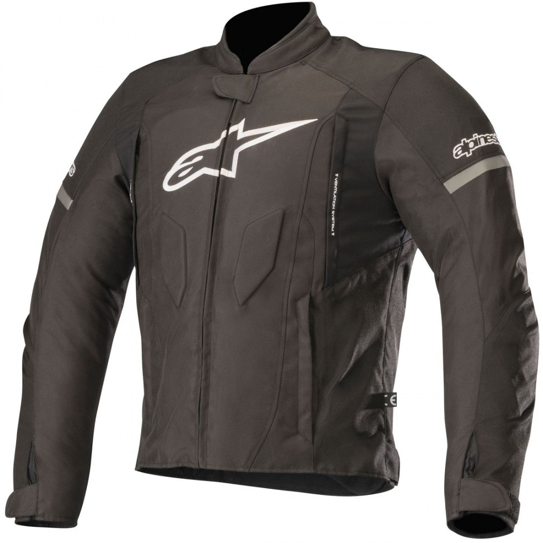 ALPINESTARS T-GP PLUS R V2 AIR SPORT RIDING JACKET BLACK/WHITE