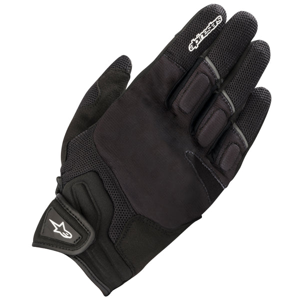 ALPINESTARS ATOM ROAD RIDING GLOVES BLACK