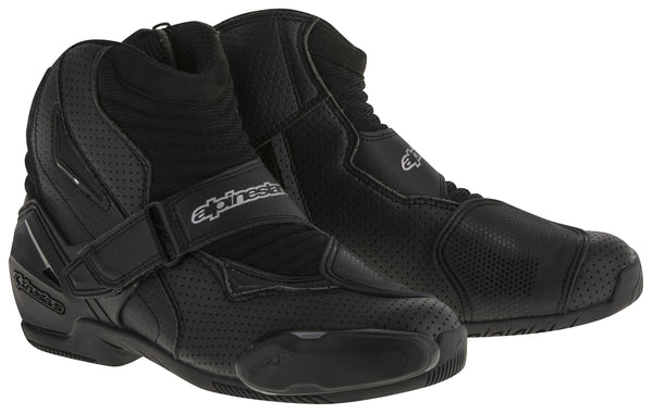 Cizme ALPINESTARS SMX-1 R V2 PERFORMANCE SHOES BLACK