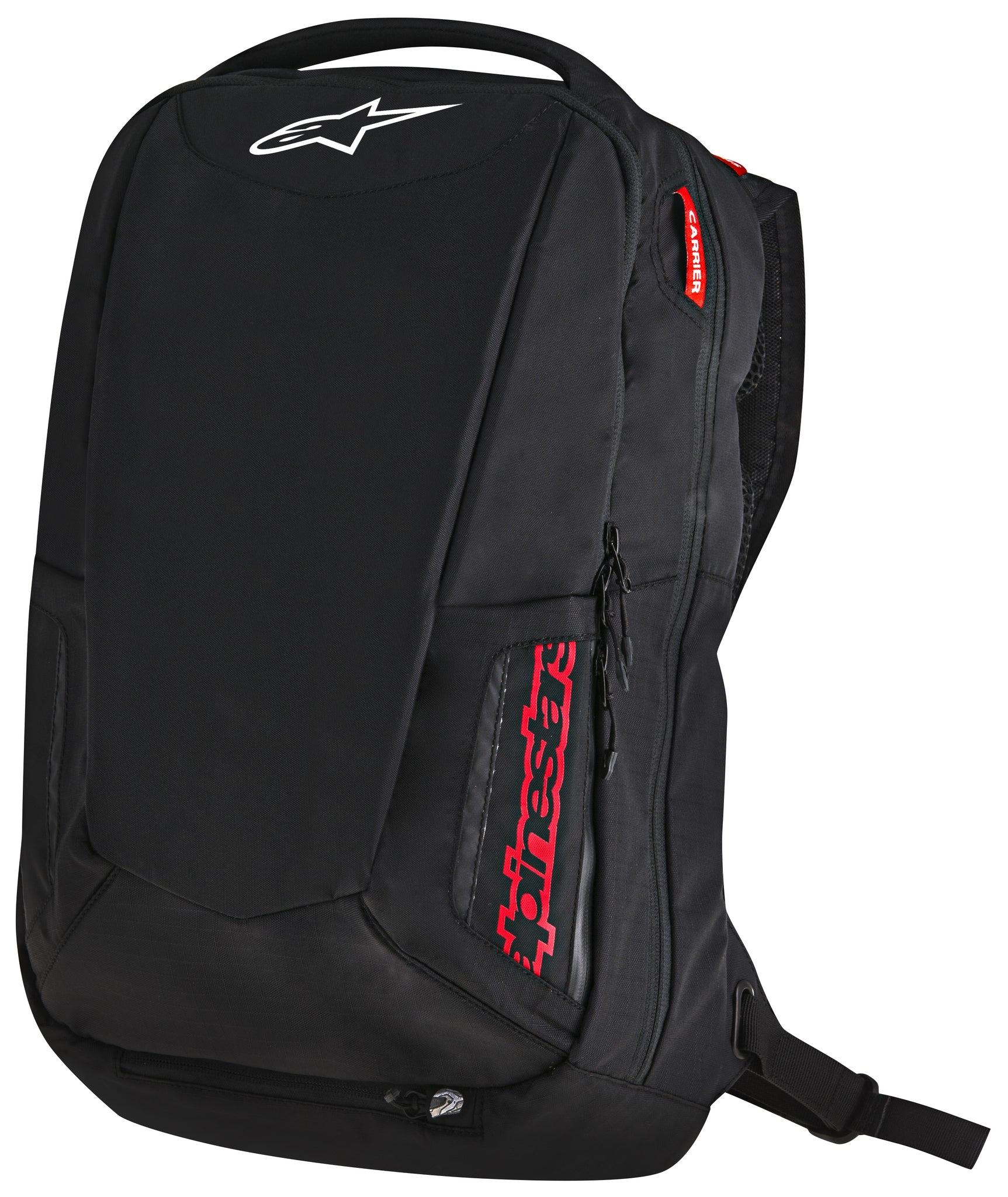 ALPINESTARS CITY HUNTER BACKPACK BLACK/RED