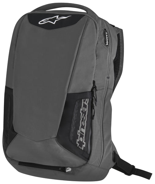 ALPINESTARS CITY HUNTER BACKPACK BLACK/GRAY