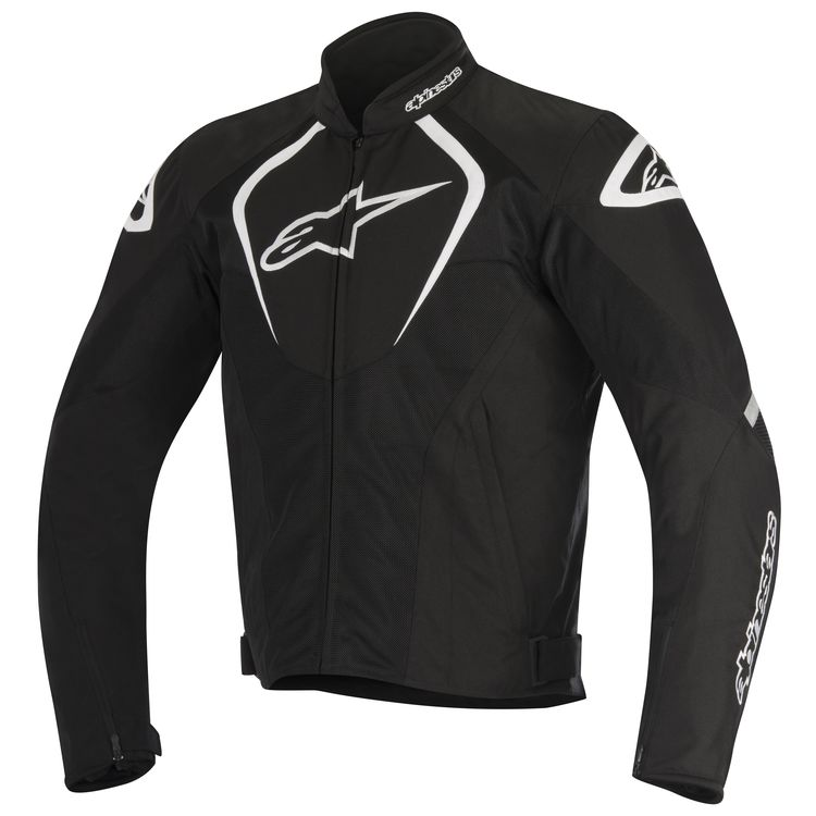 ALPINESTARS T-JAWS WP SPORT RIDING JACKET BLACK