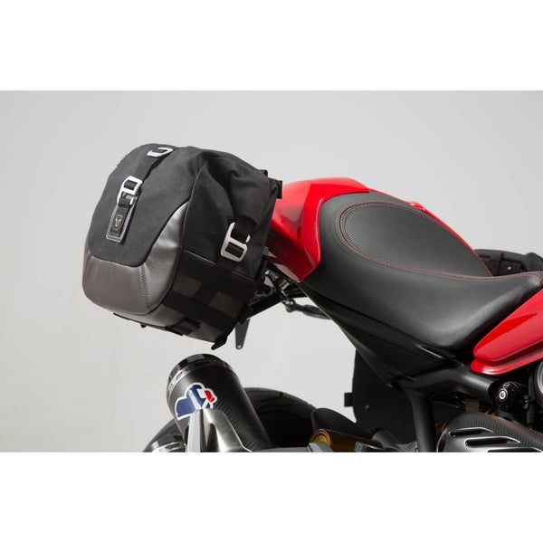 Legend Gear set geanta laterala - Negru Edition Ducati Monster 797 (16-)