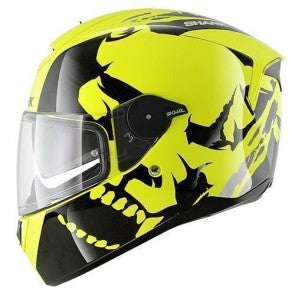 Casca SHARK SKWAL INSTINCT H.V. Yellow Black Yellow