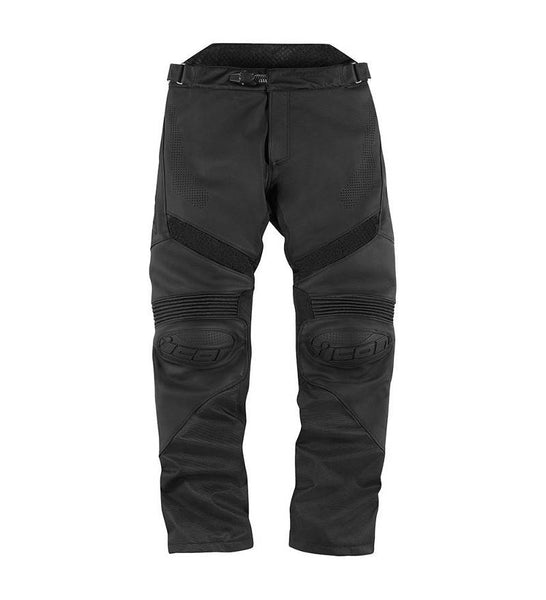 ICON HYPERSPORT™ LEATHER PANTS STEALTH