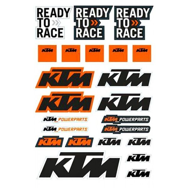 KTM OEM Kit Stickere 5 Coli