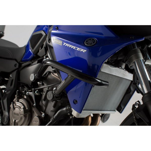 Crash Bar negru Yamaha MT-07 Tracer