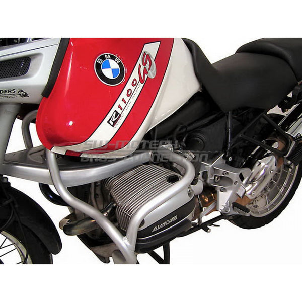 Crash Bar Argintiu. BMW R 1100 GS 1994-1999