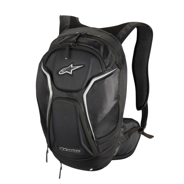 ALPINESTARS TECH AERO BACKPACK BLACK/WHITE