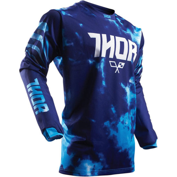 Thor Tricou Pulse Air TYDY S7 Blue Copii