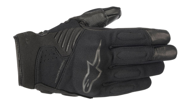 ALPINESTARS FASTER ROAD RIDING GLOVES BLACK