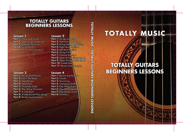 Totally Music Beginner DVD Lessons