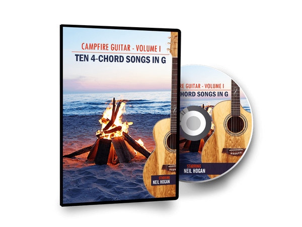 Campfire Guitar - Volume I DVD