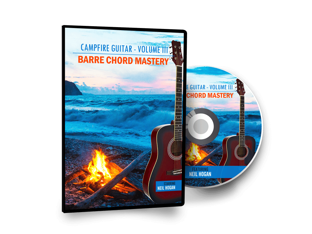 Campfire Guitar - Volume III DVD