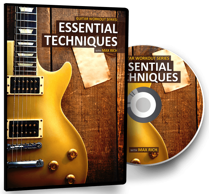 Guitar Workout Series: Essential Techniques
