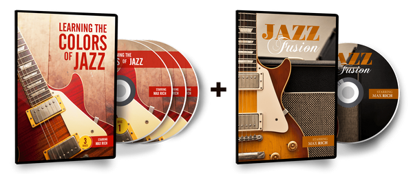 The Colors of Jazz - 3 Pack DVD Collection