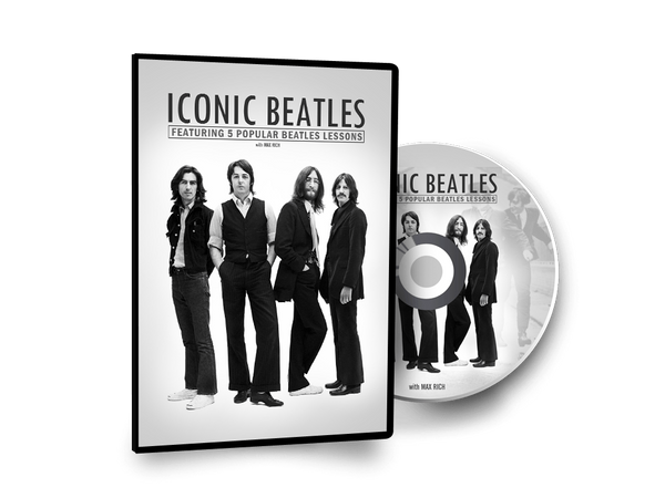 Iconic Beatles DVD