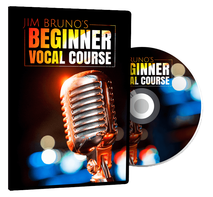 Jim Bruno's Beginner Vocal Course