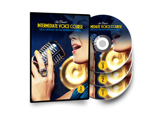 Jim Bruno's Intermediate Voice Course