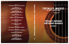 Totally Guitars Virtuoso DVD Bundle