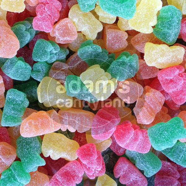 Vegan- Sugary Jelly Teddy Bear Sweets