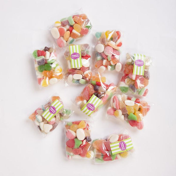 Vegan - Mixed Small Sweet Pack
