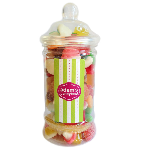 HALAL - Small Victorian Pick 'n' Mix Jar