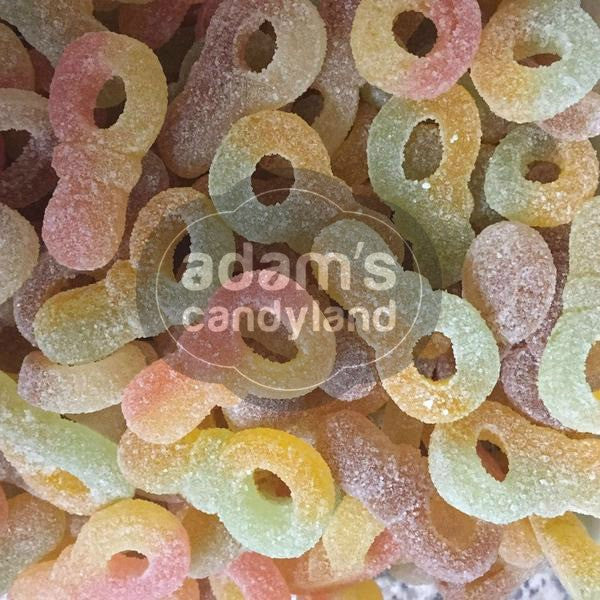 HALAL - Sour Key Sweets
