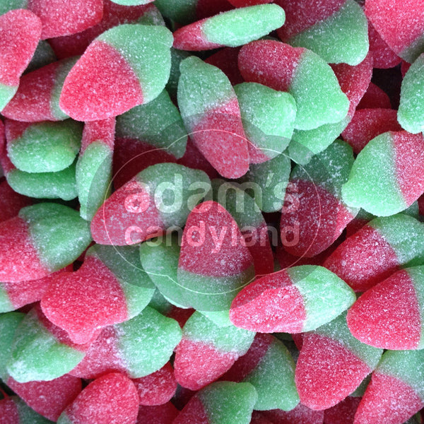 HALAL - Sour Strawberry Sweets