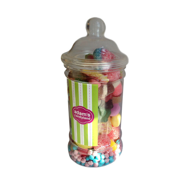 Halal & Vegetarian Pick 'n' Mix - Small Victorian Jar