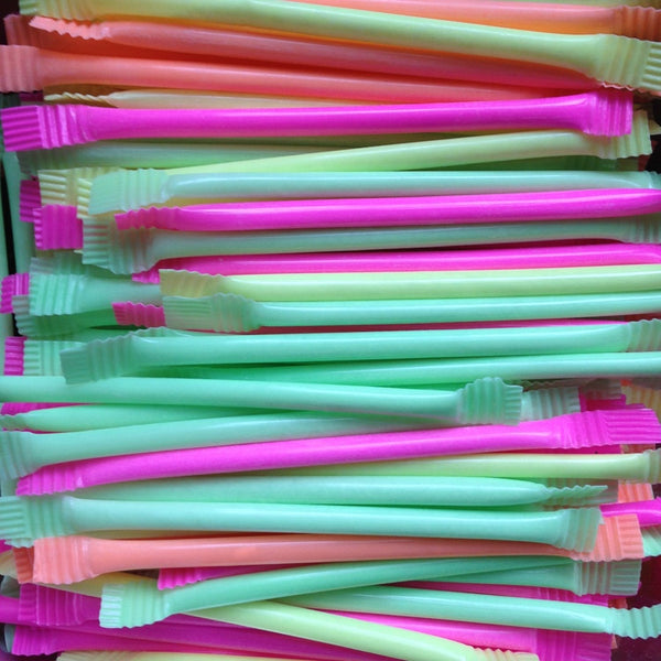 VEGETARIAN - Assorted Fruit Sherbert Sticks x 10