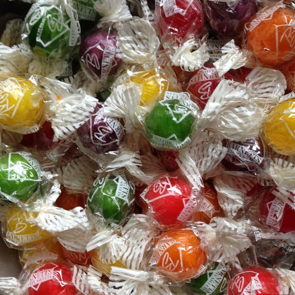 VEGETARIAN - Assorted Sherbert Fruit Sweets