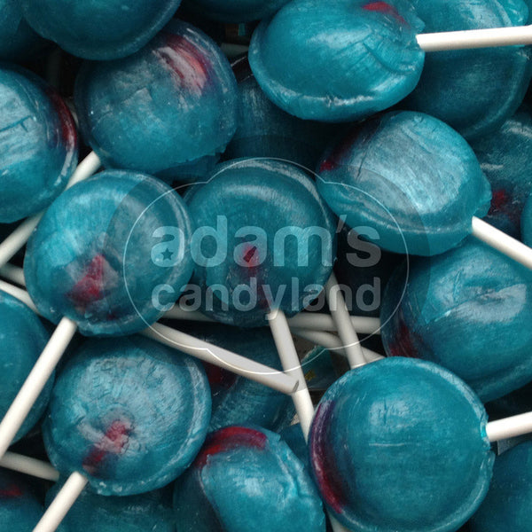 VEGETARIAN - Large Bubblegum Lolly Pop