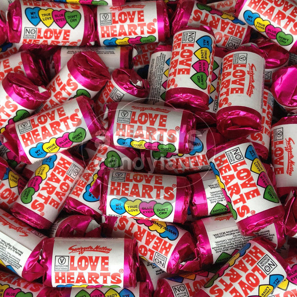 VEGETARIAN - Love Hearts