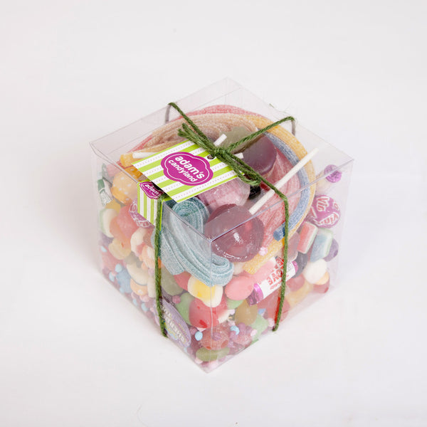 Vegetarian & Halal Pick 'n' Mix - Extra Large Cube