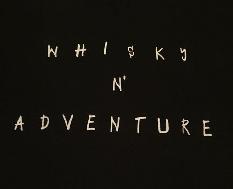 Whisky N' Adventure Crew Neck Sweatshirt - Unisex