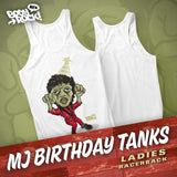 Ladies MJ Zombie Tank