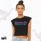 Body Rock ATX: Purify yourself in the music-Prince Crop Top
